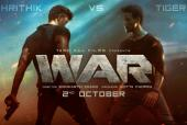 Hrithik Roshan, Tiger Shroff's War Sees An Estimate 50% Drop In Earnings On Day Two Of Its Release