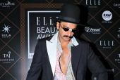 Ranveer Singh walks the red carpet in a his usual quirky look