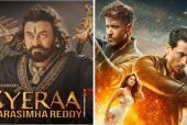 War, Sye Raa Narasimha Reddy Box Office Collections: Drastic Drop Seen
