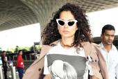 Kangana Ranaut, Sunny Leone And More Spotted At The Airport