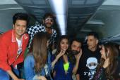 The Cast Of HouseFull 4 Board The Train For Promotions