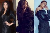 Deepika Padukone, Alia Bhatt, Aishwariya Rai Make A Strong Case For Black