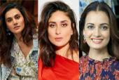 Kareena Kapoor Khan, Taapsee Pannu and Dia Mirza Speak Up About Being Paid Equal to Heroes