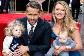 Ryan Reynolds Shares Photo of New Born Daughter Along with Wife, Blake Lively