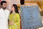 Ranbir Kapoor and Alia Bhatt's Wedding: A Fake Card Goes Viral on Social Media