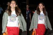 Alia Bhatt Puts the C in Cool in Latest Airport Look