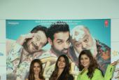 Pagalpanti Trailer Launch: Cast Smiles For The Paparazzi At The Event