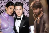 Shahid Kapoor's Advice for Priyanka Chopra and Nick Jonas