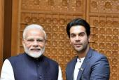 Rajkummar Rao Joins PM Narendra Modi's India Wali Diwali Campaign For Underprivileged Children