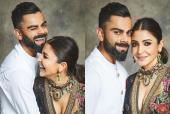 Anushka Sharma, Virat Kohli are All Loved Up This Diwali
