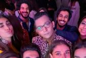 Aditi Rao Hydari Shares a Diwali Selfie with 'The Big Fat Filmy Family'