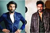 Ranveer Singh and Ajay Devgan Might Start in Sanjay Leela Bhansali's Film