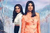 Priyanka Chopra and Parineeti Chopra's Video for Frozen 2 Required Editing. Here's Why