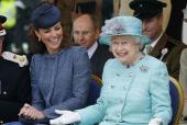 Queen Elizabeth a Fan of Kate Middleton?