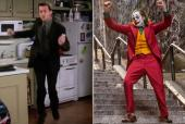 Matthew Perry Believes His Friends Character Chandler Bing Inspired Joaquin Phoenix's Dance in Joker