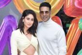 Kareena Kapoor, Kiara Advani And The Cast Of 'Good Newwz' At The Trailer Launch