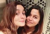 Alia Bhatt Endorses Sister Shaheen Bhatt's Book