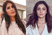 Katrina Kaif, Alia Bhatt Sport Two White Looks We're Coveting