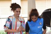 Taapsee Pannu To Play Cricketer Mithali Raj
