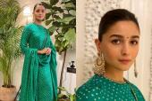 Alia Bhatt Is Turning Us Green With Envy In Latest Look