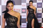 Kiara Advani Leaves Heads Turning At Award Show Red Carpet