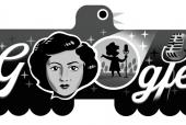 Google Doodle Pays a Tribute to the Iraqi Blackbird Afifa Iskandar