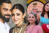 Kareena Kapoor, Sharmila Tagore Want Anushka Sharma, Virat Kohli to Have a Kid, Here's Why