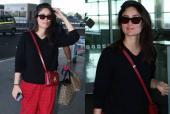 Kareena Kapoor's Casual Airport Look is a Total Mood