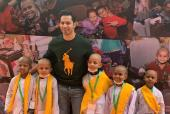 Varun Dhawan Attends An Event For Children Fighting Cancer