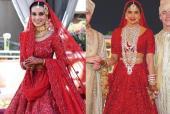 Priyanka Chopra and Iqra Aziz's Wedding Dress Comparisons Have Gone Too Far