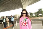 Malaika Arora Meets Fans At Airport