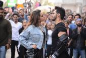Varun Dhawan and Shraddha Kapoor Promote Street Dancer