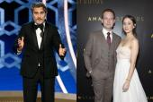 Joaquin Phoenix, Troian Bellisario Recycled Their Outfits for Golden Globes 2020