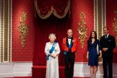 Madame Tussauds Throws Major Shade At Prince Harry, Meghan Markle's Wax Statues