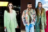 Alia Bhatt and Gigi Hadid Recently Wore Green Pantsuits. Who Do You Think Wore it Better?