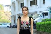 Shraddha Kapoor and Varun Dhawan Suit Up For Street Dancer 3D Promotions