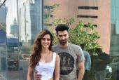 Disha Patani and Aditya Roy Kapoor Promote Malang