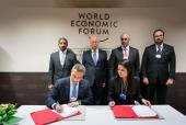 UAE to Support World Economic Forum in Developing Skills and Education of a Billion People Worldwide