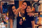 Kareena Kapoor, Malaika Arora and Amrita Arora are serving major squad goals