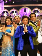 Indiawaale from Happy New Year