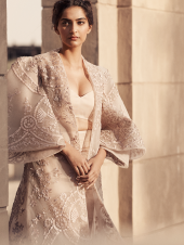 The Gorgeous Sonam Kapoor Covers Harper's Bazaar Arabia