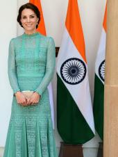 Our Favourite Fashion Picks From Kate Middleton's India Visit