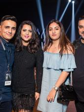 Dubai's Creme De La Creme At The Splash Fashion Show