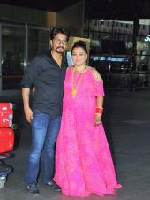 Star Spotting: Bharti Singh and Haarsh Limbachiyaa Return From Goa, Iulia Vantur Snapped and More!