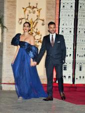 Natasha Poonawalla Hosts a Bash to Celebrate Sonam Kapoor and Anand Ahuja's Recent Wedding