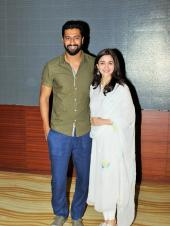 Star Spotting: Alia Bhatt Organizes a Screening of Raazi For Students Of An NGO Who Are Deaf And Mute, Varun Dhawan At a Hospital and More!