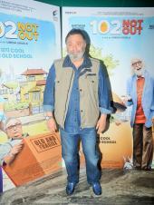 Star Spotting: Rishi Kapoor Attends '102 Not Out' Success Bash, Neha Dhupia-Angad Bedi Snapped and Vicky Kaushal-Paresh Rawal at 'Sanju' Promotions