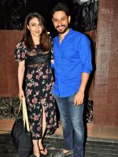 Newly Weds Neha Dhupia and Angad Bedia Host a Dinner Party; Soha Ali Khan, Dia Mirza and Karan Johar in Attendance