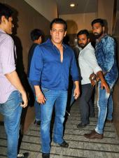 'Race 3' Screening: Salman Khan, Anil Kapoor and Jacqueline Fernandez Arrive in Style For the Special Screening