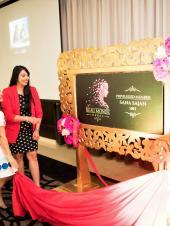 Ladies' Club 'Beau Monde' Hosts Their First High Tea